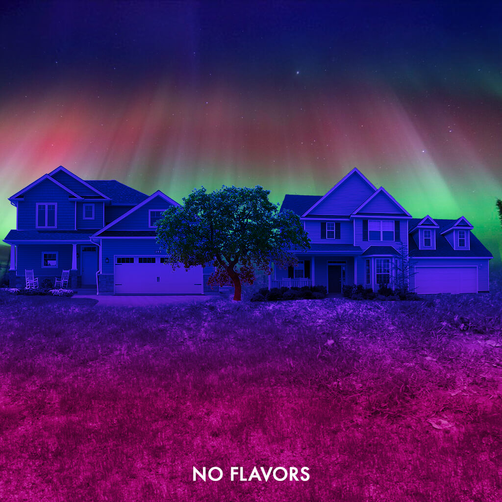 No Flavors