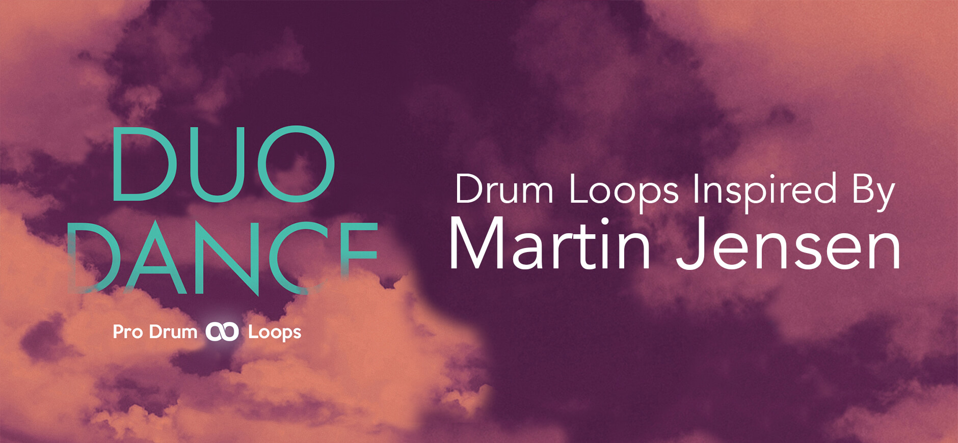 Solo Dance Drum Loops Inspired by Martin Jensen