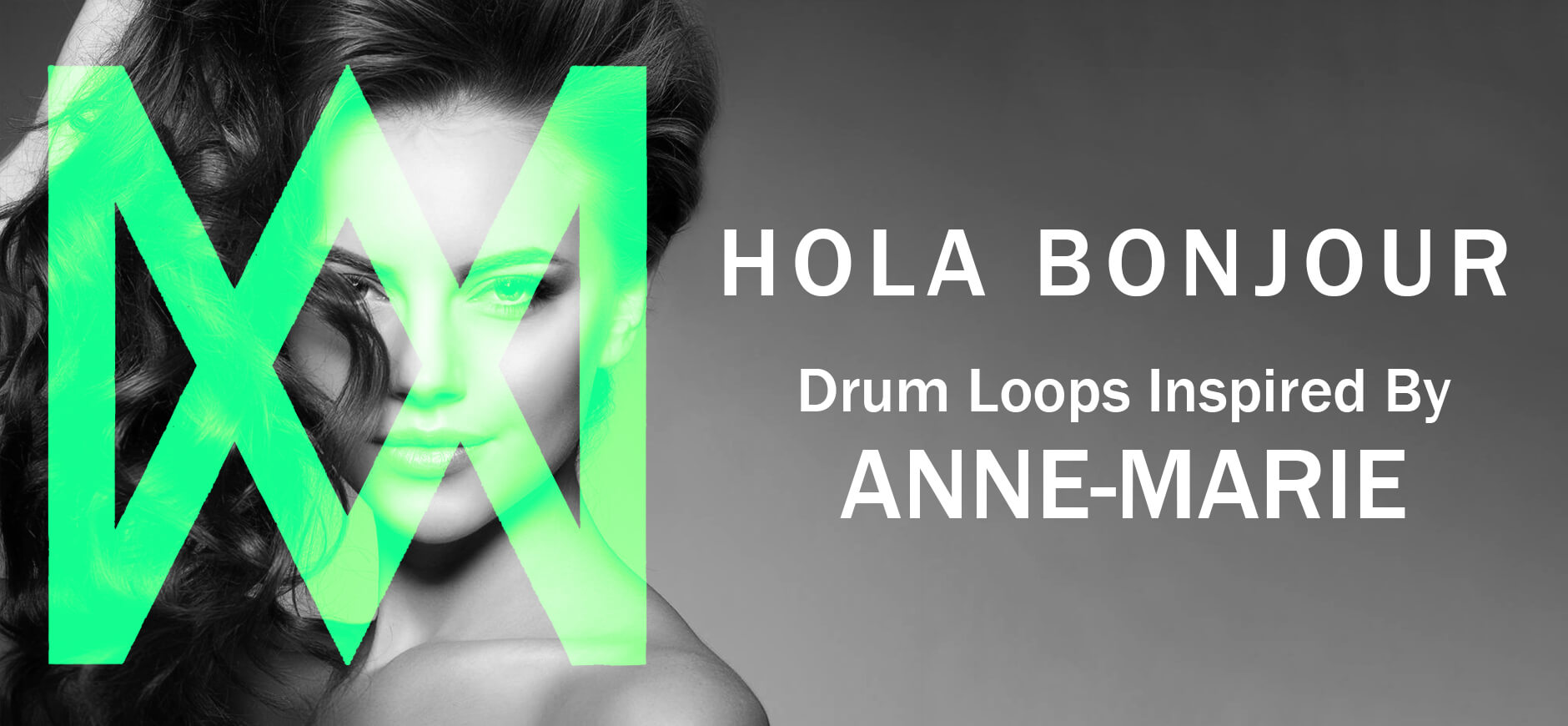 Ciao Adios Drum Loops Inspired by Anne-Marie