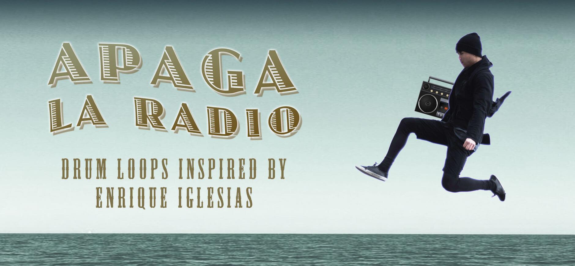 Subeme la Radio Drum Loops Inspired by Enrique Iglesias