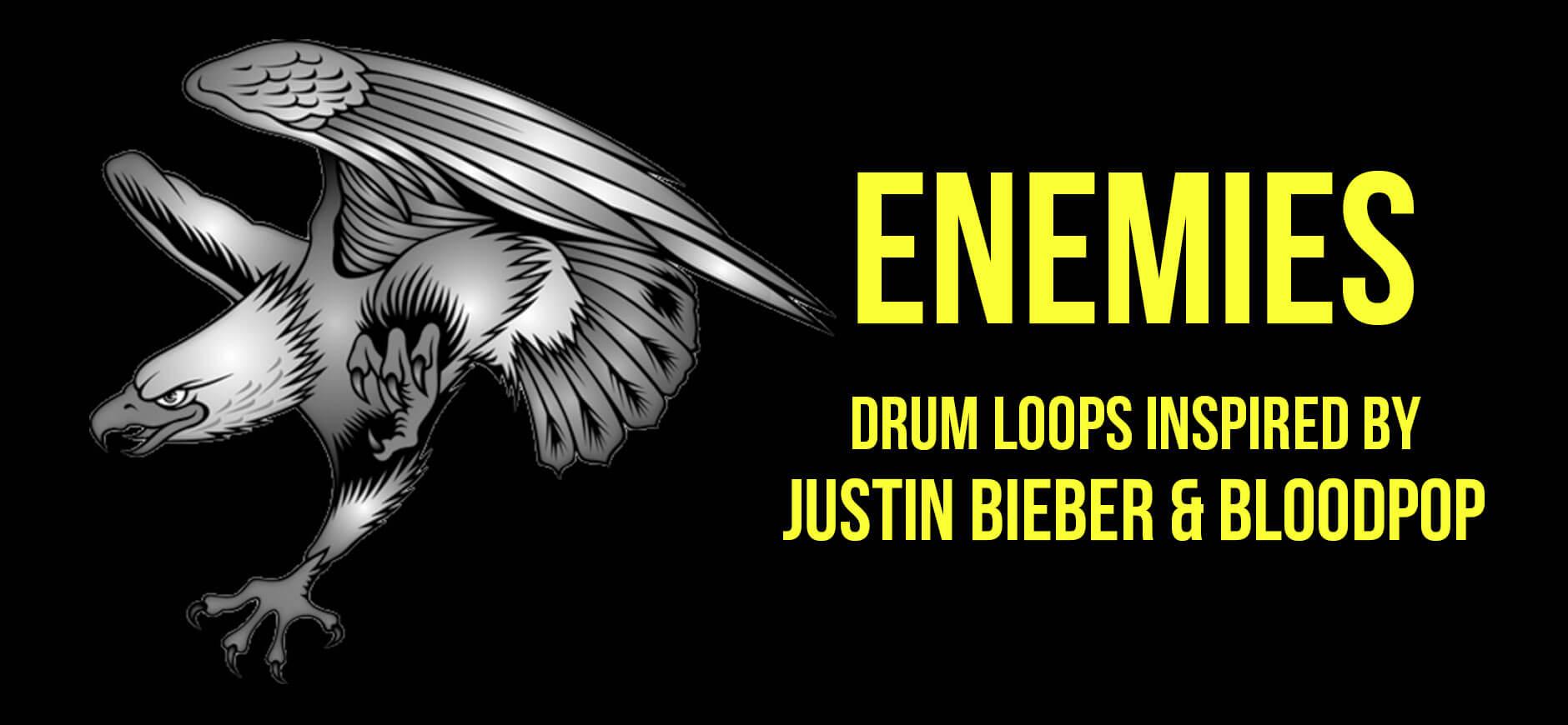 Friends Drum Loops Inspired by Justin Bieber & Bloodpop