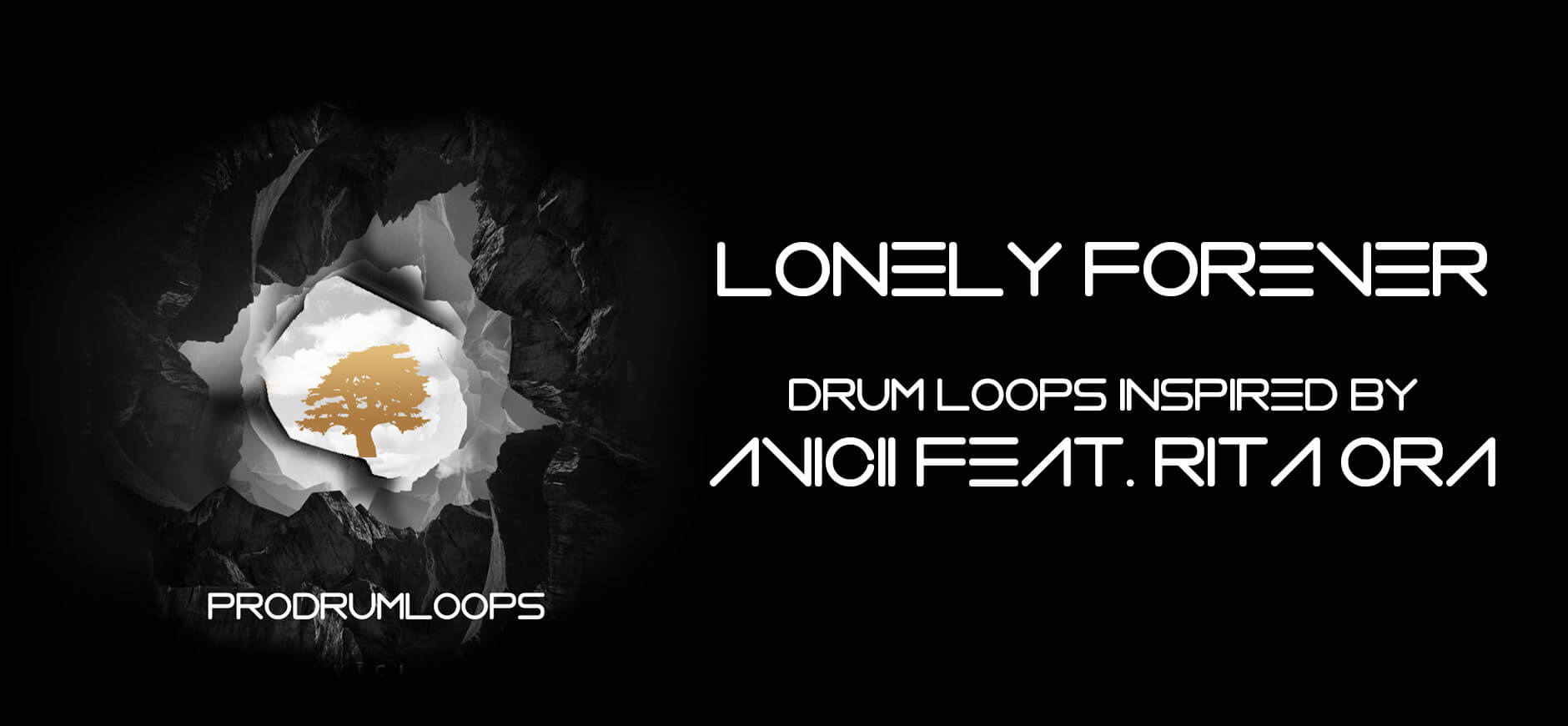 Lonely Together Drum Loops Inspired by Avicii ft. Rita Ora