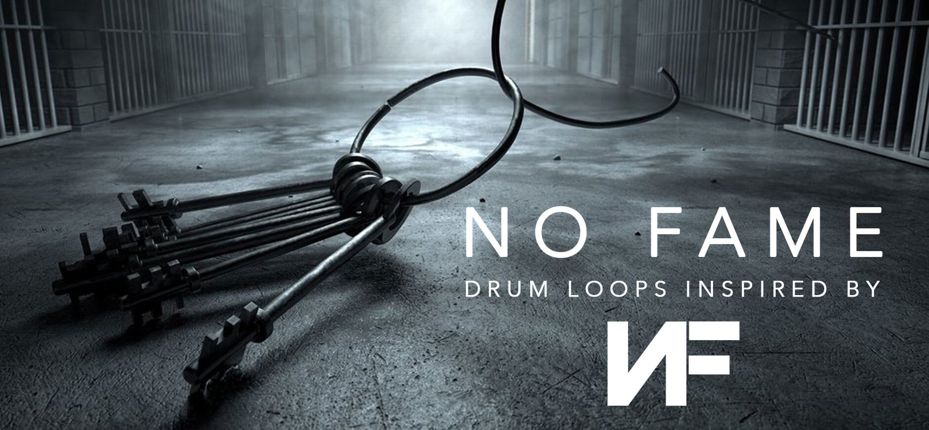 No Name Drum Loops Kit Inspired by NF