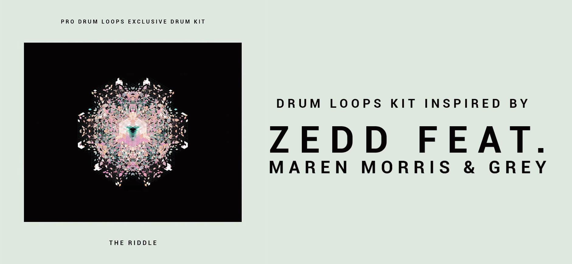 The Middle Drum Loops Kit Inspired by Zedd