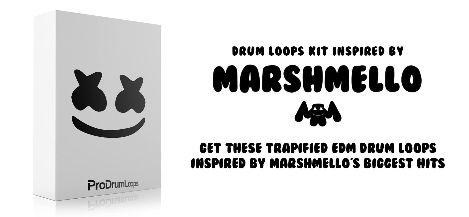 Marshmello Drum Loops Kit