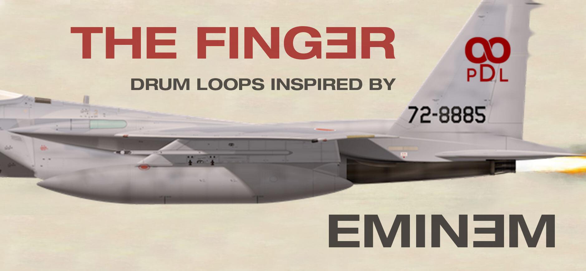 The Ringer Drum Loops Kit Inspired by Eminem
